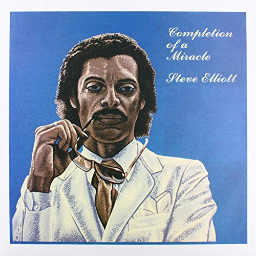 Vinilo : Steve Elliott - Completion Of A Miracle (LP Vinyl)
