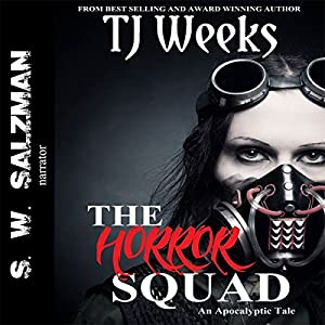The Horror Squad Audiobook