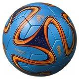 adidas(アディダス)【AS594BOR】ブラズーカ グライダー 5号球 ブルー サッカーボールBOR 5