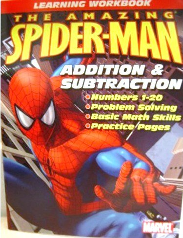 Spider-man (Addition & Subtraction) - 1