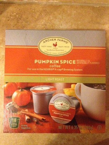 Archer Farms Pumpkin Spice 18 Single Servings front-570242