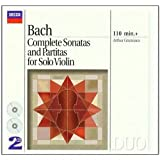 Bach: Complete Sonatas and Partitas for Solo Violin