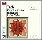 Bach : Int�grale des sonates et partitas pour violon seul