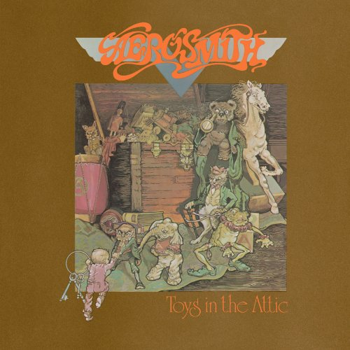 Aerosmith - Toys In The Attic (Vinyl) - Zortam Music