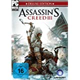 "Assassin's Creed 3 - Digital Deluxe Edition [Download]von ""Ubisoft"""