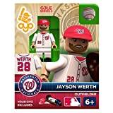 Jayson Werth MLB Washington Nationals Oyo G3S3 Minifigure