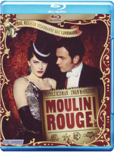 Moulin Rouge! [Blu-ray] [IT Import]