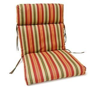 Chair Cushion Stripe Chair Pads Amp Cushions