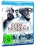 Image de BD * Gods and Generals - Extended Director's Cut (2 Discs) [Blu-ray] [Import allemand]