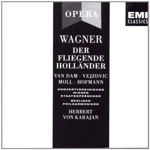 El Holandes Errante (Karajan) - Wagner - CD