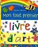 MON TOUT PREMIER LIVRE D'ART