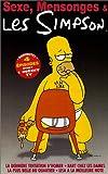 echange, troc Les Simpson : Sexe, mensonge & les Simpson [VHS]
