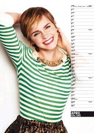 Emma Watson 2013 Calendar