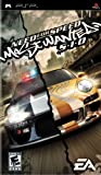 Need for Speed Most Wanted (PSP)
