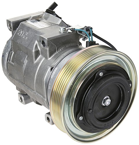 Denso 471-1630 New Compressor with Clutch