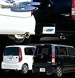 5ZIGEN(ゴジゲン) マフラー BORDER-S マーチ K11/HK11 車検対応(JASMA) BON1101