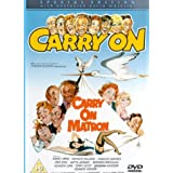 Carry on Matron [DVD] [1972]by Kenneth Williams
