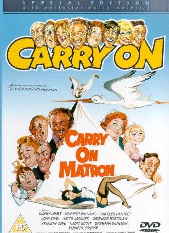 Carry on Matron [DVD] [1972]