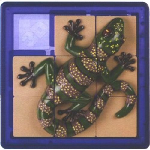 Cheap Toysmith Gecko #D Slide Puzzle (B001A678BW)
