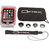 Kit Optrix PRO by Body Glove pour iPhone SE/5/5s 100% Étanche