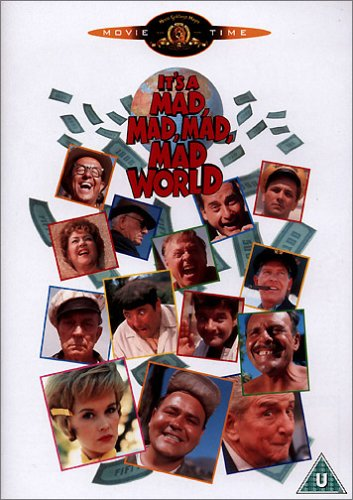Its A Mad Mad Mad Mad World [UK Import]