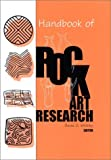 img - for Handbook of Rock Art Research book / textbook / text book