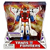 Transformers Masterpiece Starscream G1 (White)by Transformers