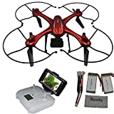 Blomiky X102HG MJX X102H Upgrade 1080P Full HD RC Quadcopter Camera Drone With W9F 1080P WIFI Action Camera Bonus 2 Battery
