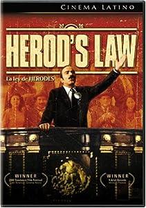 Herod's Law (La Ley de Herodes)