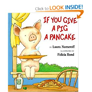 If You Give a Pig a Pancake Big Book