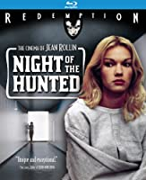 Night Of The Hunted Blu-ray from Redemption