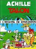 Achille Talon et l'archipel de Sanzunron
