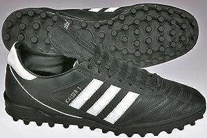 adidas Originals Kaiser 5 Team, Unisex-Erwachsene Fußballschuhe, Schwarz (Black/Running White Ftw), 46 EU (11 Erwachsene UK)