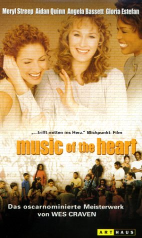 Music of the Heart [VHS]