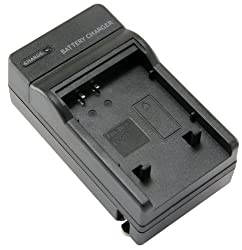 STK's Sony NP-BK1 Battery Charger - for Sony DSC-W370, Sony Bloggie MHS-PM5, Sony DSC-S750, Sony Bloggie MHS-CM5, Sony DSC-W180, Sony MHS-PM1, Sony DSC-S950, Sony DSC-W190, Sony DSC-S980, Sony Webbie HD MHS-PM1, Sony DSC-S780, Bloggie MHS-CM5, BC-CSK + mo