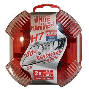 light distribution autolampenbox h7 white hammer think. Black Bedroom Furniture Sets. Home Design Ideas