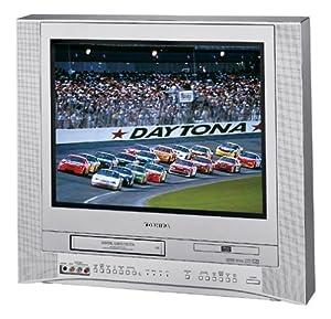Toshiba MW20FM1 20-Inch Pure Flat Screen TV-DVD-VCR Combo