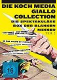 Die Koch Media Giallo-Collection Teil 2 - Die spektakuläre Box der blanken Messer [3 DVDs]