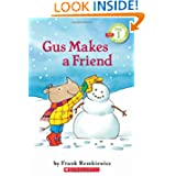 Scholastic Reader Pre-Level 1: Gus Makes a Friend
