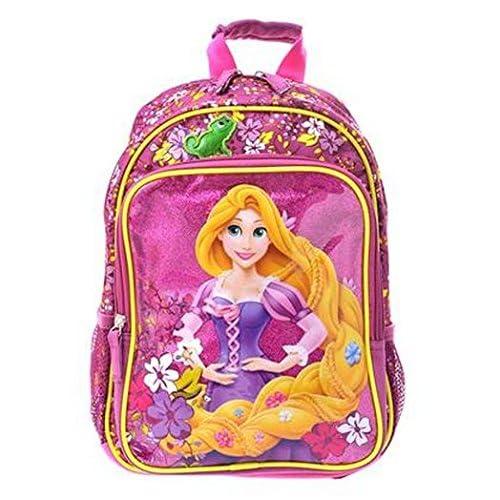 【 ディズニー 公式 】 キッズ 用  バックパック リュック ラプンツェル & パスカル ( Disney 子供 バッグ グッズ ) 正規品
