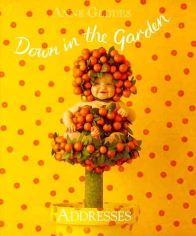 Used Gd Down In The Garden Addresses Orange Tree Baby By Anne Geddes Ebay