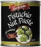 All-Natural Pistachio Paste - 11 oz.