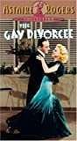 The Gay Divorcee [VHS]