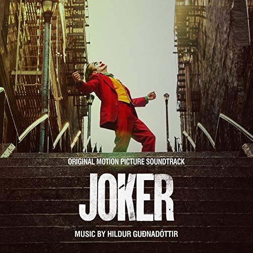CD : HILDUR GUONADOTTIR - Joker - O.s.t.