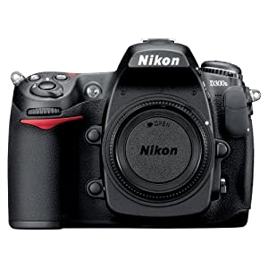 Nikon D300S 12.3MP DX-Format CMOS Digital SLR Camera with 3.0-Inch LCD (Body Only)