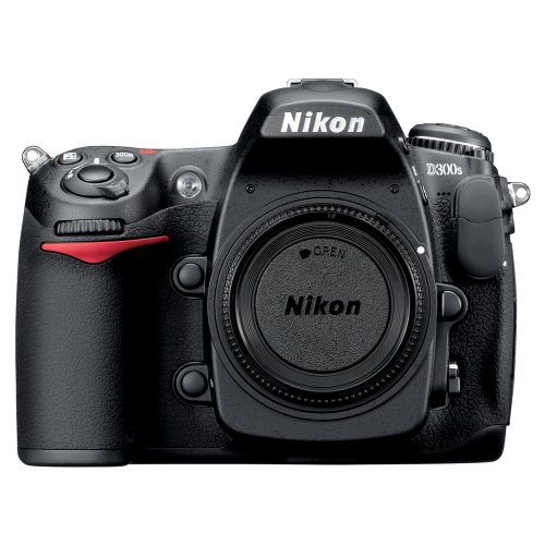 Nikon D300S (Body Only) is one of the Best Digital Cameras for Action Photos
