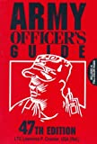 img - for Army Officer's Guide: 47th Edition book / textbook / text book