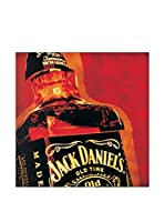 Artopweb Panel Decorativo Anonymous Jack Daniel S Multicolor
