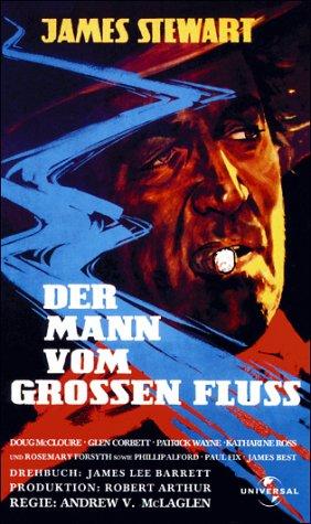 Der Mann vom großen Fluß [VHS]