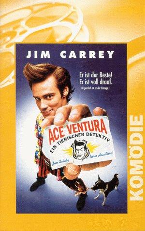 Ace Ventura - Ein tierischer Detektiv [VHS]